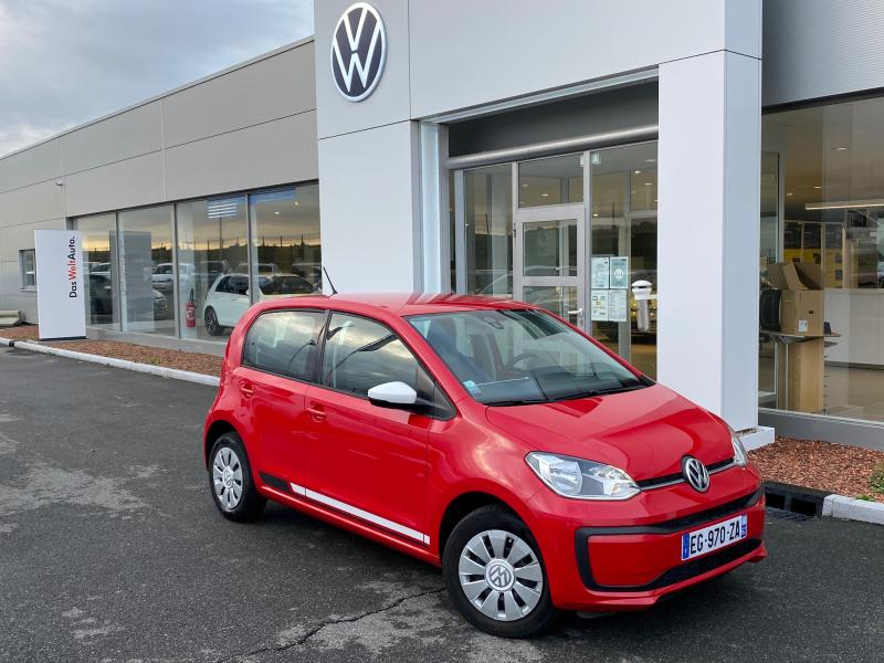 VOLKSWAGEN MOVE UP! 1.0 BVM5 60ch