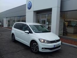 VOLKSWAGEN TOURAN Connect 7 places 1.6 TDI 115 CH DSG7