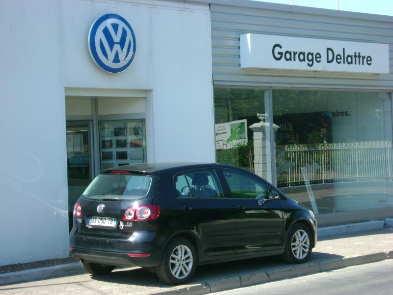 VOLKSWAGEN Golf Plus Confort 1.6 Tdi 105