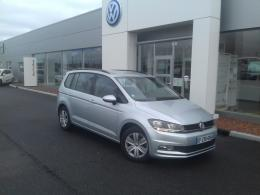 VOLKSWAGEN Touran 7 Places Trendline Business 1.6 TDI BVM6 115ch