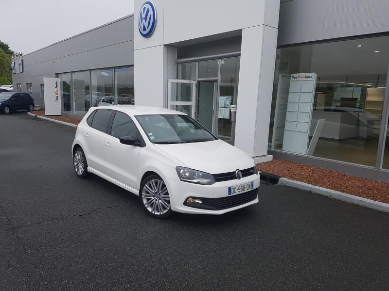 VOLKSWAGEN Polo 5P BlueGT 1.4 TSI ACT BlueMotion Technology DSG7 7CV 140ch 105g/km