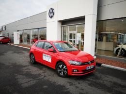 VOLKSWAGEN POLO Lounge Business 1.0 TSI 95 ch BVM5