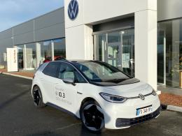 VOLKSWAGEN ID3 1st Max 58 KWH 204ch