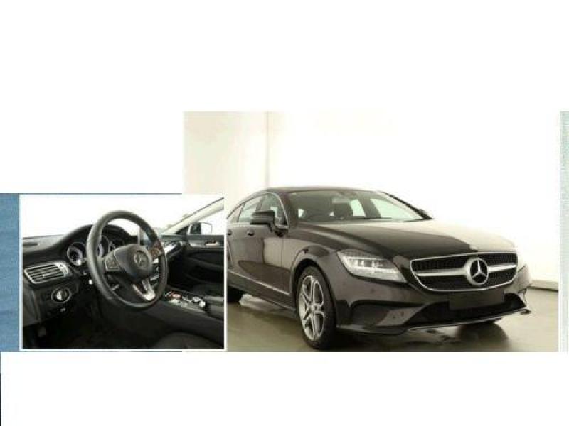 Mercedes CLS mandataire europe