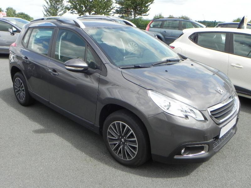 PEUGEOT 2008 Active Clim 1.6 HDI 92