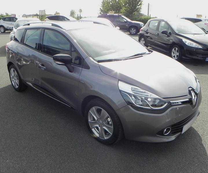 RENAULT Clio Estate Limited 0.9 TCe 90cv