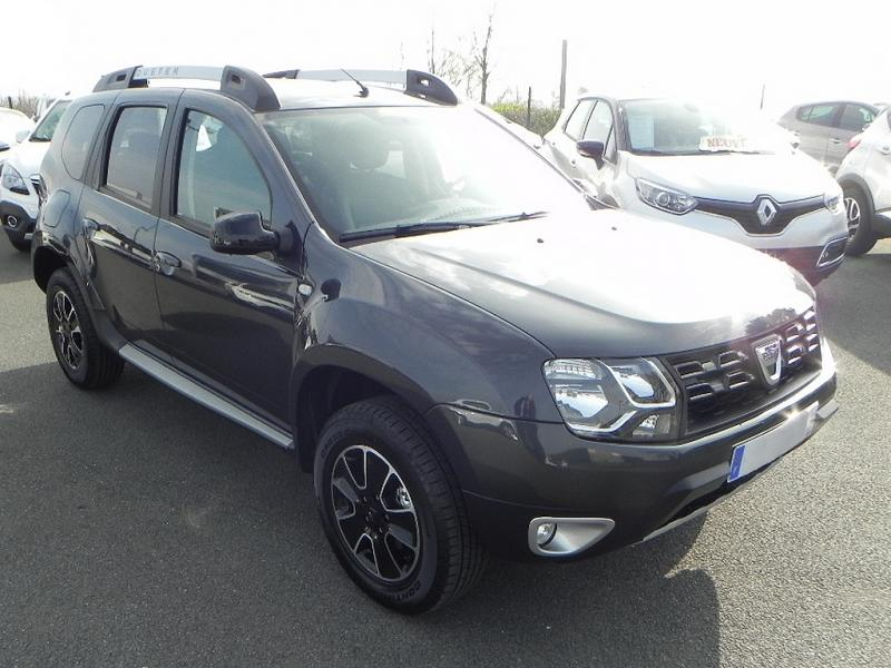 DACIA Duster 4×2 Black Touch 1.5 DCI 110