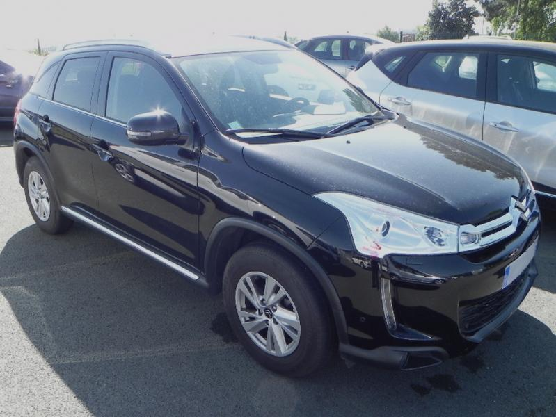 CITROEN C4 Aircross Exclusive Toit GPS 1.6 HDI 115
