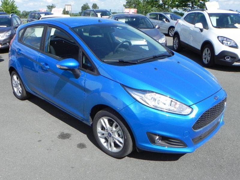 FORD Fiesta Trend Pack Travel 1.5 TDCi 75