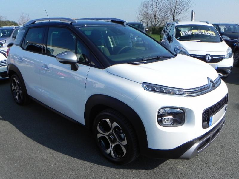 CITROEN C3 Aircross Shine 1.6 BlueHDI 100cv