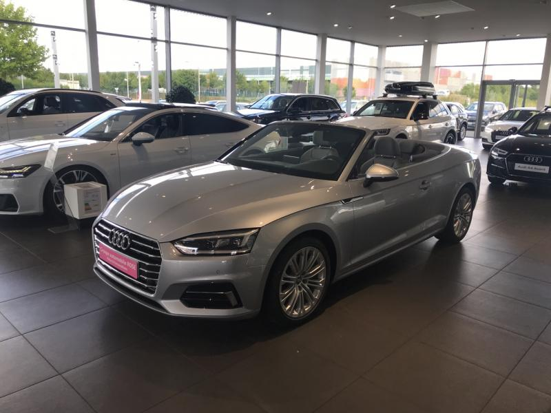 AUDI A5 CAB 2.0 TFSI 190 CH STRONIC DESIGN LUXE