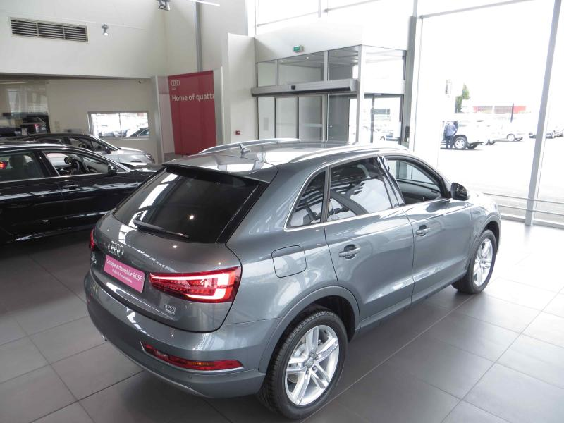 AUDI Q3 1.4 TTFSI 150 ch ambition luxe