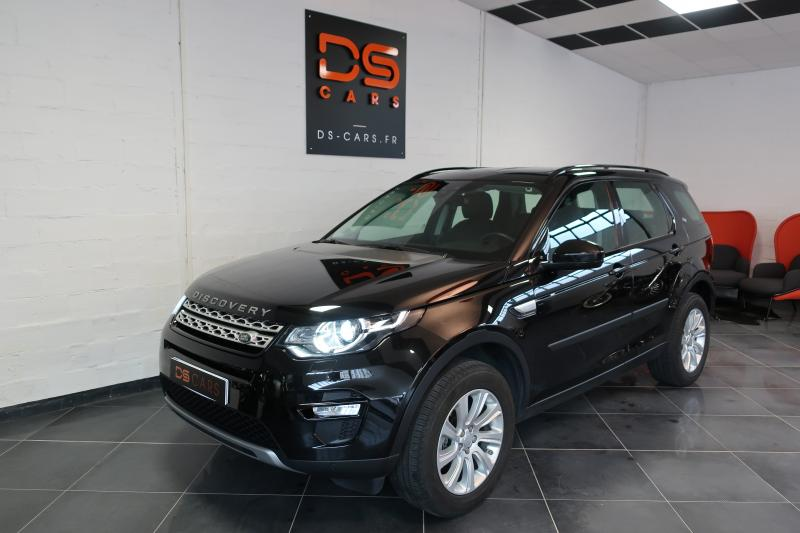 LAND-ROVER DISCOVERY SPORT MARK 1 TD4 180 CH HSE