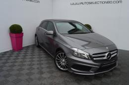 MERCEDES A 200 CDI 136 FASCINATION AMG