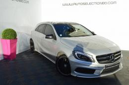 MERCEDES A220 CDI 170 FASCINATION PACK AMG