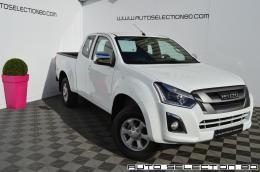 ISUZU D-MAX SPACE 1.9 D 164 BVM6 PLANET