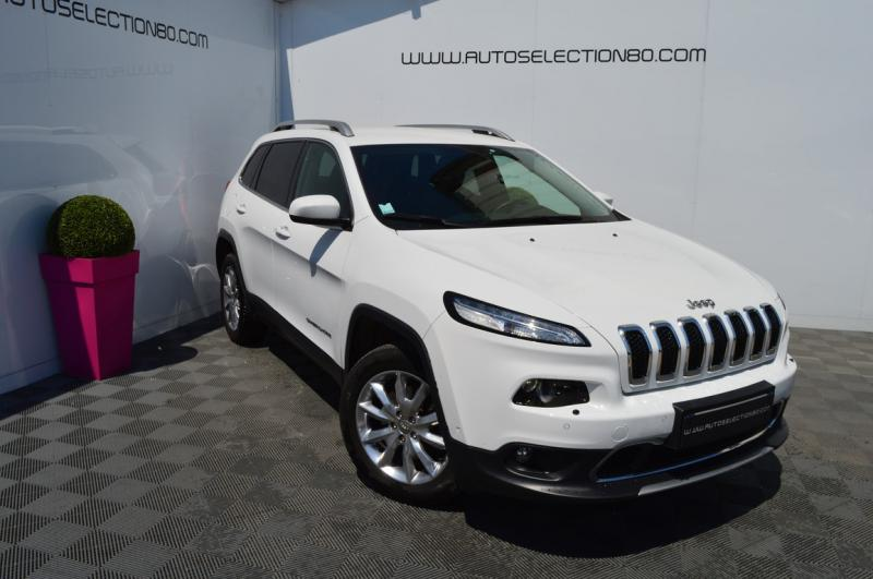 JEEP CHEROKEE  2.2 MJT 200  LIMITED