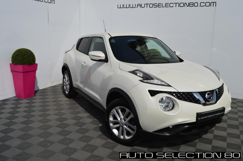 NISSAN JUKE 1.5 DCI 110 Connect