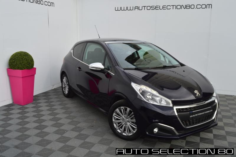 PEUGEOT 208 1.2 PURETCH 82 Allure