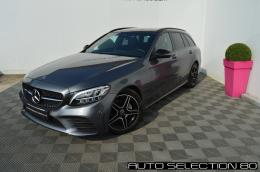 MERCEDES CLASSE C BREAK 220 D AMG LINE 9G TONIC 194