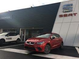 SEAT IBIZA 1.0 EcoTSI 95 RED EDITION