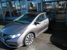 HONDA civic tourer 1.6 idtec 120ch executive